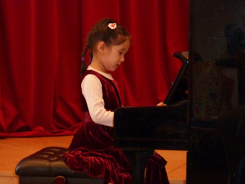 Frühlingskonzert 2011, Musikschule KLEINER PRINZ